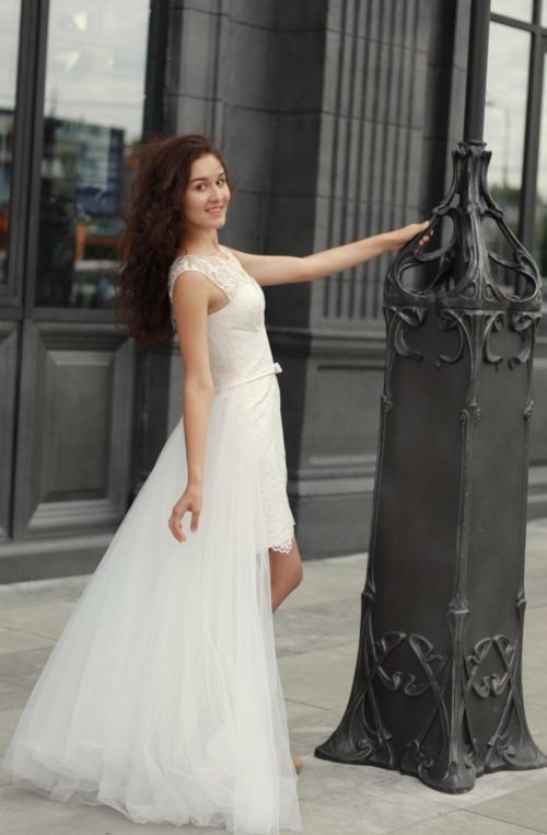 Свадебные платья Свадебное платье  Микелла