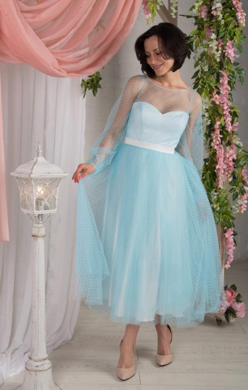 Свадебные платья Эльза