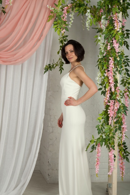 Свадебные платья Свадебное платье   Алетта