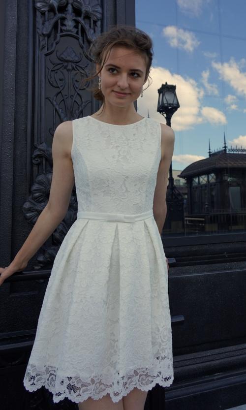 Свадебные платья Свадебное платье  Илона
