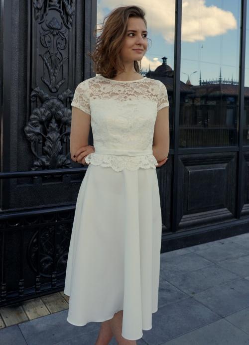 Свадебные платья Платье  Лазария