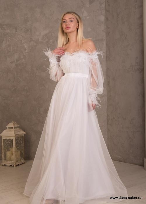 Свадебные платья Дорсия