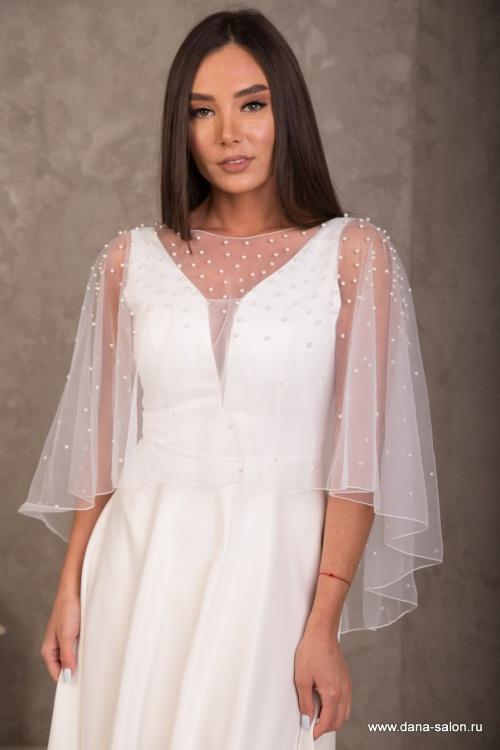 Свадебные платья Анезия -кейп