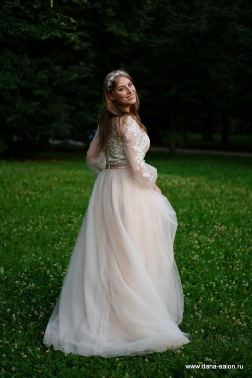 Свадебные платья Калиста