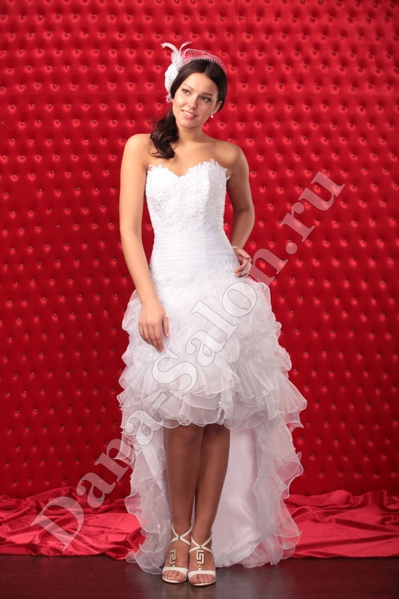 Шлейф Для Короткого Платья Свадебные
